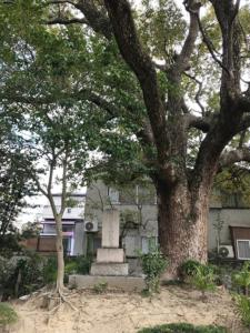和田賢秀公の墓