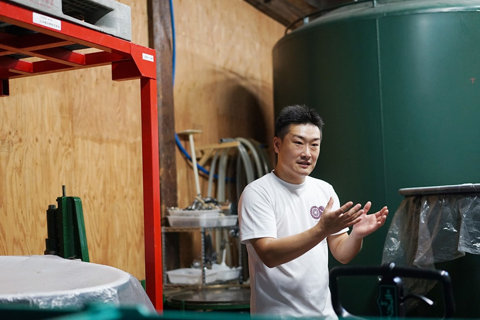 吉野の酒蔵 美吉野醸造