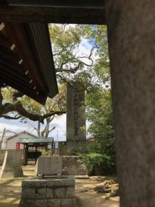 楠正行の墓